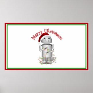 El pequeño ayudante de Santa Poster