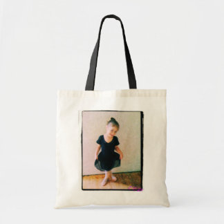 El pequeño bailarín de la mamá bolsa tela barata