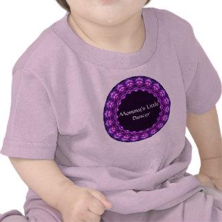 El pequeño bailarín de la mamá camisetas