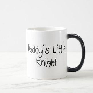 El pequeño caballero del papá taza de café