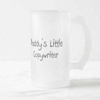 El pequeño Copywriter del papá Tazas