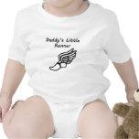 El pequeño corredor del papá trajes de bebé