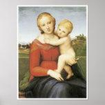 El pequeño Couper Madonna, C. 1505 Posters
