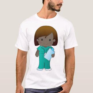El pequeño doctor Girl Playera