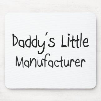 El pequeño fabricante del papá tapetes de ratones