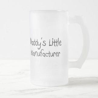 El pequeño fabricante del papá taza de café
