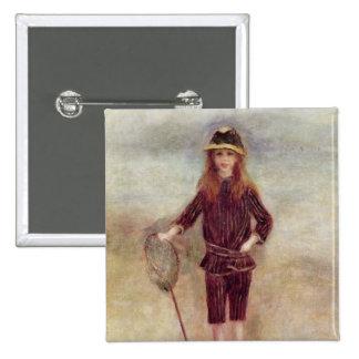 El pequeño Fisherwoman 1879 Pins