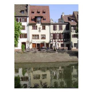 El Pequeño Francia, Estrasburgo Postal