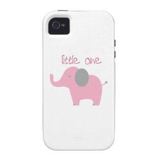 El pequeño iPhone 4 funda