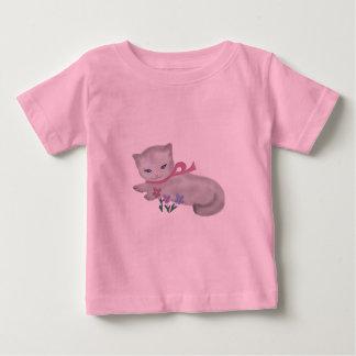 El pequeño gatito remera