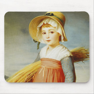 El pequeño Gleaner, 1824 Tapetes De Raton