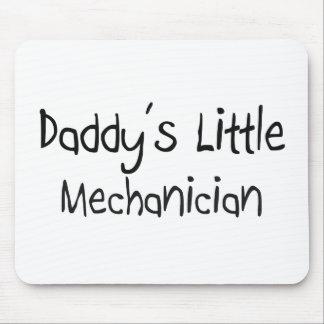 El pequeño mecánico del papá tapetes de ratones