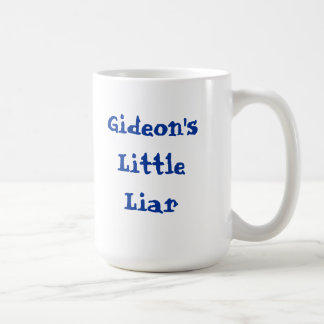 El pequeño mentiroso de Gideon Taza Clásica