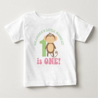 El pequeño mono del abuelo t-shirt