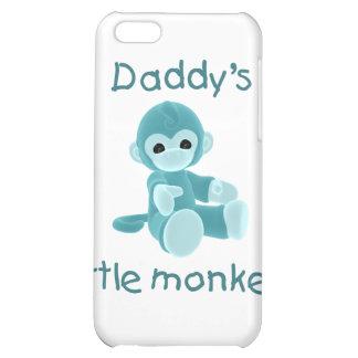 El pequeño mono del papá trullo