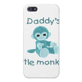El pequeño mono del papá trullo iPhone 5 coberturas