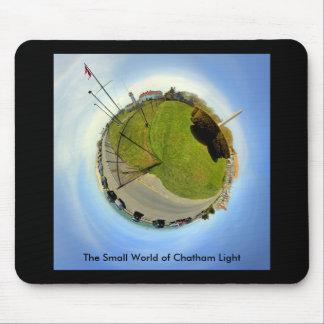 El pequeño mundo de la luz de Chatham Alfombrilla De Raton