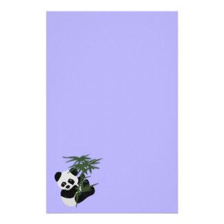 El pequeño panda papeleria