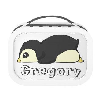 El pequeño pingüino torpe añade nombre