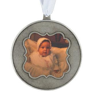 El pequeño príncipe Ornament Adorno Ondulado De Peltre