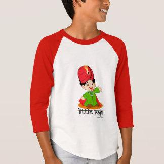 El pequeño Raja embroma la camiseta