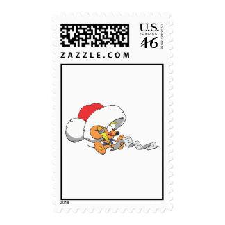 El pequeño ratón de Santa