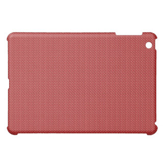 El pequeño rojo circunda el iPad