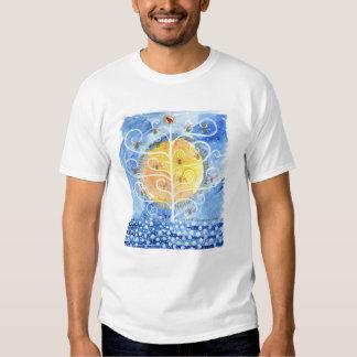 El peral y la camiseta de la perdiz remeras
