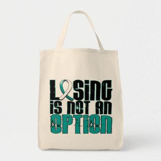 El perder no es un cáncer de cuello del útero de l bolsa tela para la compra