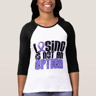 El perder no es un cáncer del esófago de la opción camisetas