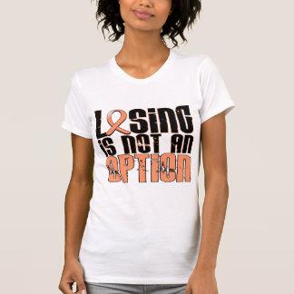 El perder no es un cáncer endometrial de la opción camiseta