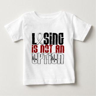 El perder no es un enfisema de la opción tee shirt
