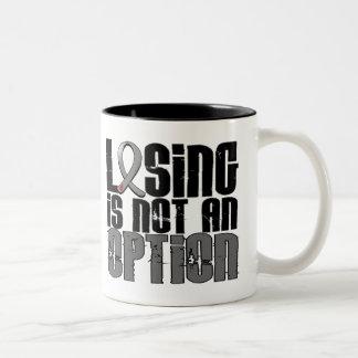 El perder no es una diabetes juvenil de la opción taza de café