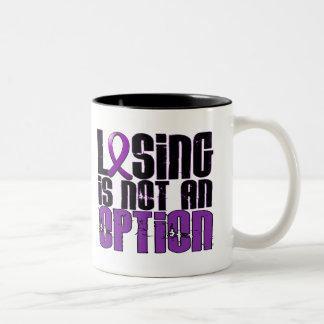 El perder no es una enfermedad de Alzheimer de la Taza De Dos Tonos