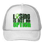 El perder no es una enfermedad de Lyme de la opció Gorras De Camionero