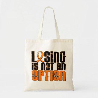 El perder no es una esclerosis múltiple de la opci bolsas de mano
