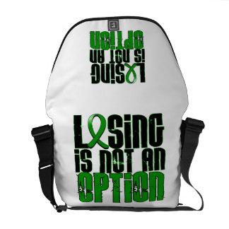 El perder no es una lesión cerebral traumática TBI Bolsas De Mensajería