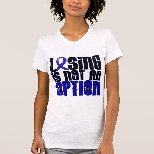 El perder no es una opción CFS Camisetas