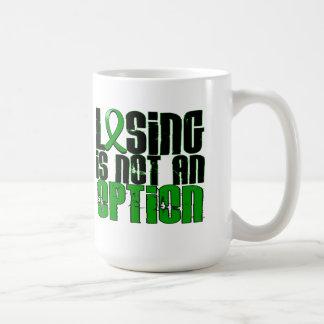 El perder no es una opción Gastroparesis Taza De Café