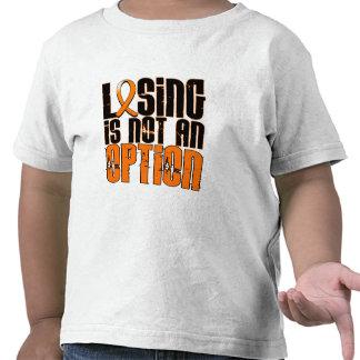 El perder no es una opción RSD Camiseta