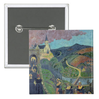 El perdón de Notre-Dama-DES-Portes en Pin Cuadrado
