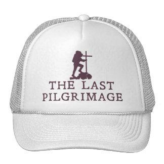 El peregrinaje pasado gorras de camionero