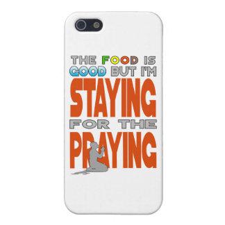 El permanecer para la rogación iPhone 5 coberturas