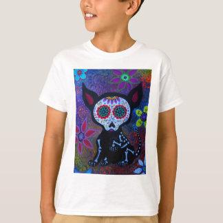 EL PERRITO CHIHUAHUA DIA DE LOS MUERTOS T-Shirt