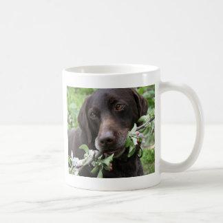 El perrito de la primavera taza de café