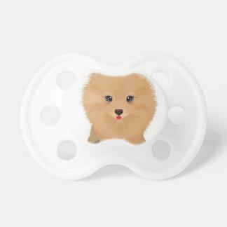 El perrito más lindo en la tierra chupetes de bebé