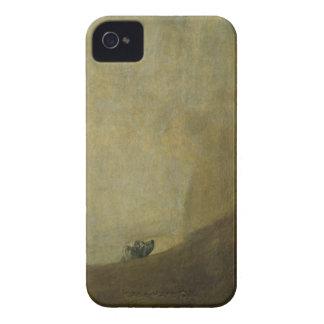 El perro, 1820-23 iPhone 4 carcasa