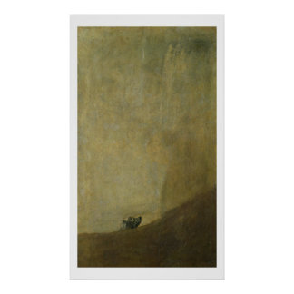 El perro, 1820-23 posters