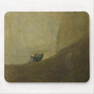El perro, 1820-23 tapetes de raton