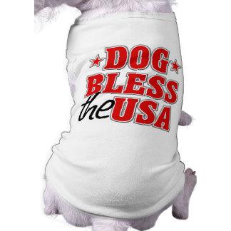 El perro bendice la camisa del perro de los E E U Ropa Macota